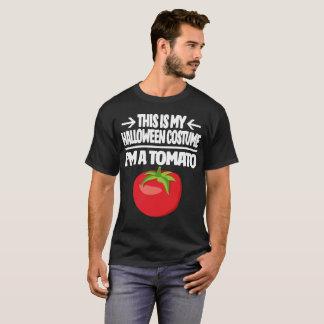 Dit is Mijn Overhemd van het Kostuum van Halloween T Shirt