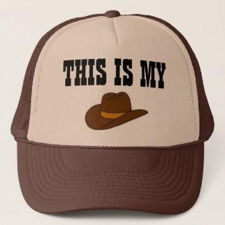 Dit is Mijn Pet van de Cowboy