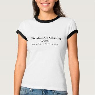 Dit is niet Geen Kauwgom! , www.youknowyoudeada… T Shirt