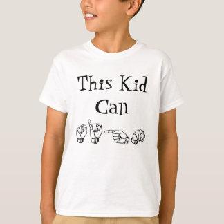 Dit Kind kan ondertekenen T Shirt