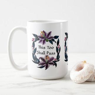 """""""Dit zal"""" ook de Kroon van de Lelie van de Koffiemok"""