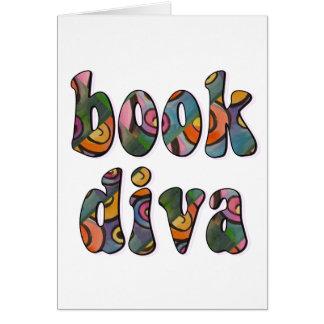 Diva 2 van het boek briefkaarten 0