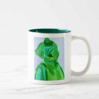 Diva Fashionista in de Zomer Koffie Mokken
