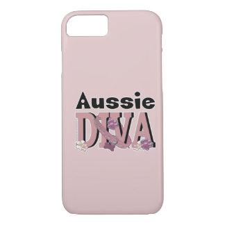 DIVA van Aussie iPhone 8/7 Hoesje