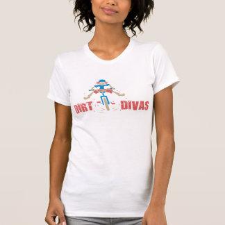 Diva van het vuil T-shirt