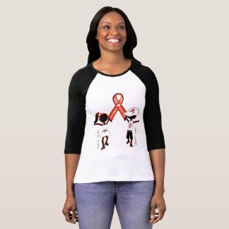 Diva van Phat & Raglan van de Voorlichting van T Shirt