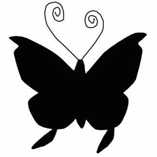Diva Vlinder Acryl Uitsnede