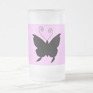 Diva Vlinder Matglas Mok