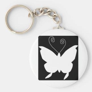 Diva Vlinder Sleutel Hanger