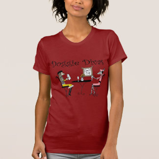 Divas van Doggie T Shirt
