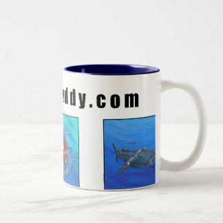 DiveBuddy.com de Mok van de Koffie
