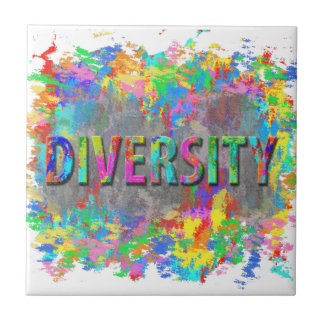 Diversiteit Tegeltje