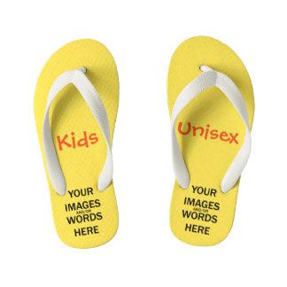 DIY - KINDER Unisex-Teenslipper Kinder Teenslippers