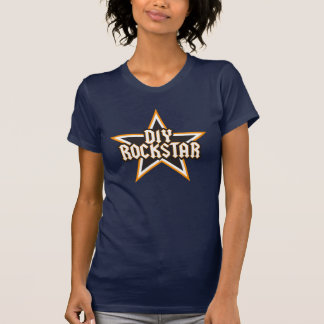 DIY Rockstar T Shirt