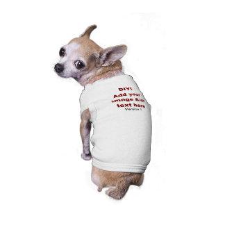 DIY voegt Uw Eigen Douane van de Tekst en van het T-shirt