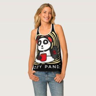 Dizzy Panda Perfect Beans Tanktop