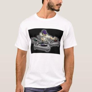 DJ draaischijven T Shirt