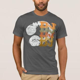 DJ en hoofdtelefoon T Shirt