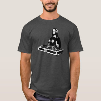DJ Mona Lisa T Shirt