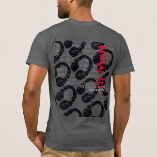 DJ naam, koel & modieus T Shirt