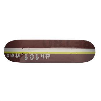 dk101 Retro Dek 21,6 Cm Skateboard Deck