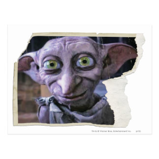 Dobby 1 briefkaart