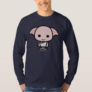 Dobby het Art. van het Karakter van de Cartoon T Shirt