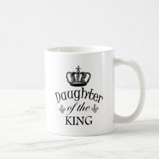 Dochter van het Citaat van de Koning Koffiemok