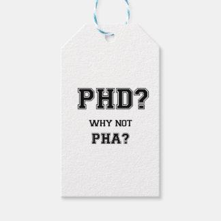 Doctoraat? Waarom niet PhA? De hoge Aziatische Cadeaulabel