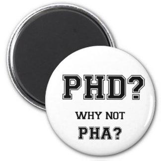 Doctoraat? Waarom niet PhA? De hoge Aziatische Magneet