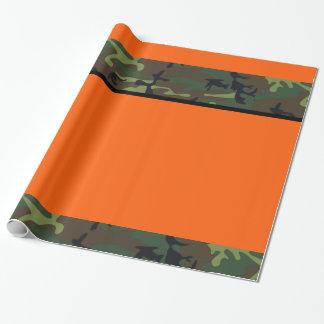 Document van de Jager van Camo het Oranje Inpakpapier