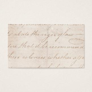 Document van het Perkament van het Manuscript van