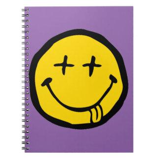 dode smiley ringband notitieboek