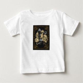 Dodo en Alice in het Overhemd van het Baby T Shirts