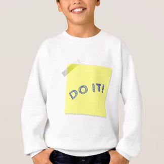 Doe het! trui