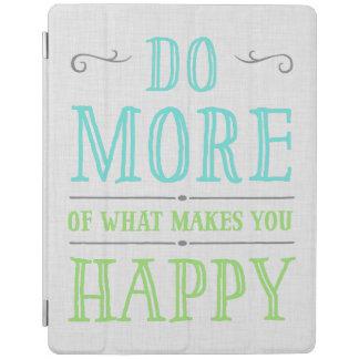 Doe meer van wat u de Gelukkige Dekking van iPad iPad Cover