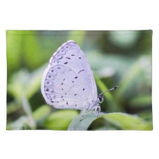 Doek Placemat van de Vlinder van de lente de