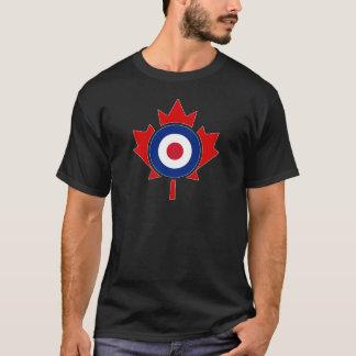 Doel Roundel van het Hockey van mod. Canada het T Shirt