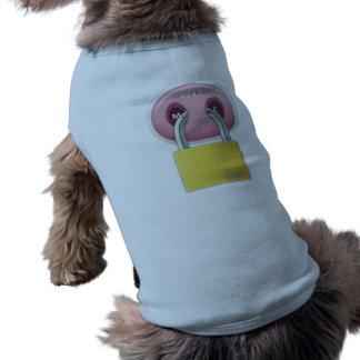Dog Tanktop V.I.L.T. logo Mouwloos Hondenshirt