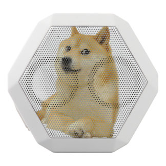 doge meme - doge-shibe-doge hond-leuke doge witte bluetooth speaker
