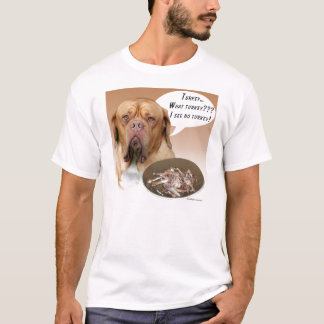 Dogue DE Bordeaux Turkije T Shirt
