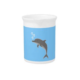 Dolfijn Drank Pitcher