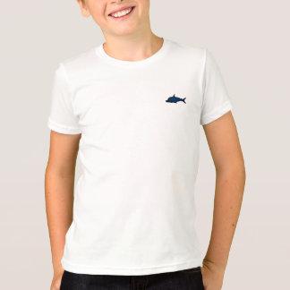 Dolfijn in het overzees t shirt