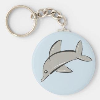 Dolfijn Keychain Sleutelhanger