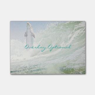 Dolfijn Surfer Post-it® Notes