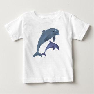 Dolfijnen Baby T Shirts