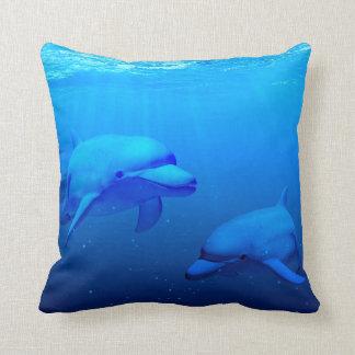 Dolfijnen Sierkussen