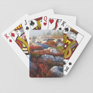 Dolly de Herfst van de Wildernis van Zoden Schilde Pokerkaarten