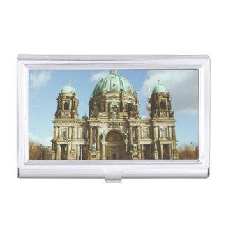 Dom van de Kathedraal van Berlijn Duitse Visitekaarthouder