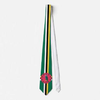 Dominica het Stropdas van de Vlag